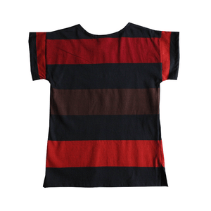 Dragstar Striped Tee - Multicolour