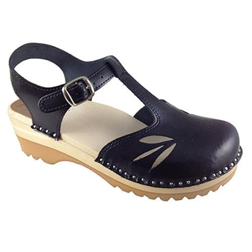 Troentorp 'Nelly' Clog - Black