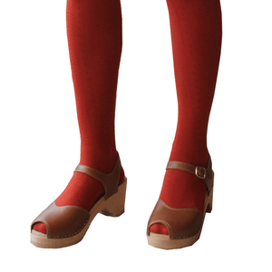 Trastevere Tights - Paprika