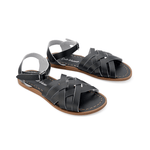 Salt Water Retro Sandals - Black