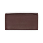 Roamer Leather Wallet - marsala