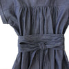 Smock Dress - Dark Denim