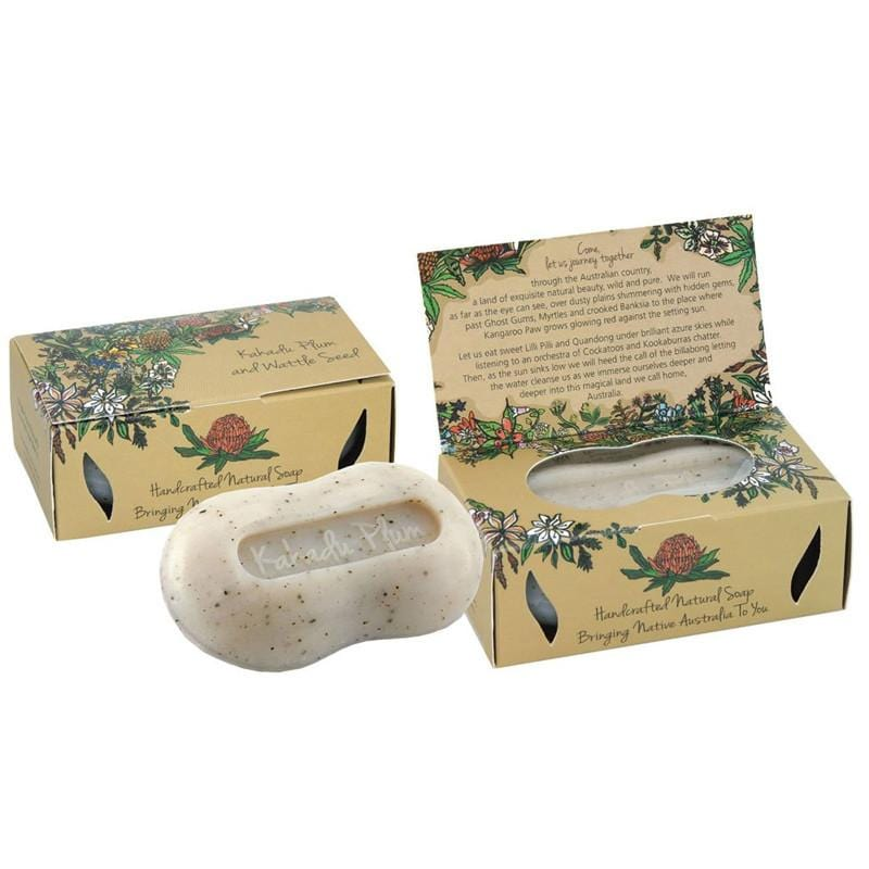 Kakadu Plum and Wattle Seed Soap