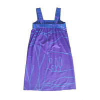 Summer Days Dress - Linescape Purple