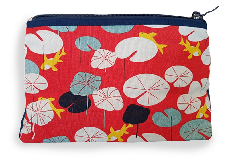 Water Lilly Toiletries Bag