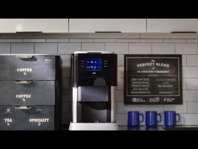 Flavia C500....An Alternative Coffee Vending Machine