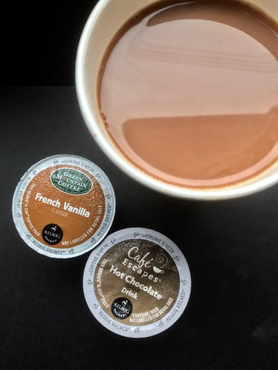 K Cup Coffee Combinations: Creative Office Coffee