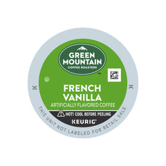 Keurig Green Mountain French Vanilla K Cup