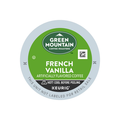Keurig Green Mountain French Vanilla Coffee K Cup Ireland