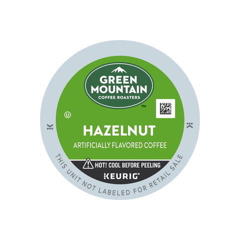 Keurig Green Mountain Hazelnut Coffee K Cups Ireland