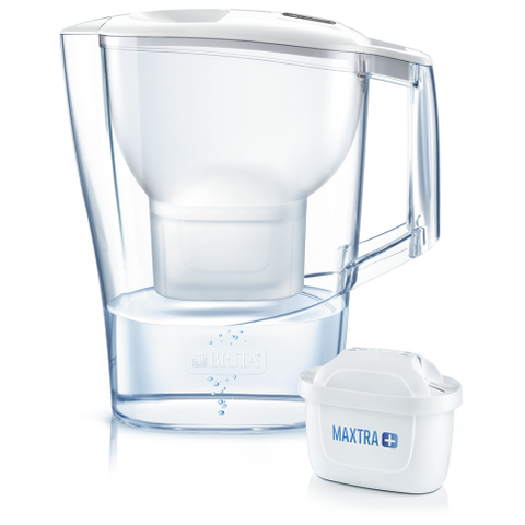 Brita Aluna Jug Ireland for keeping coffee machines scale free