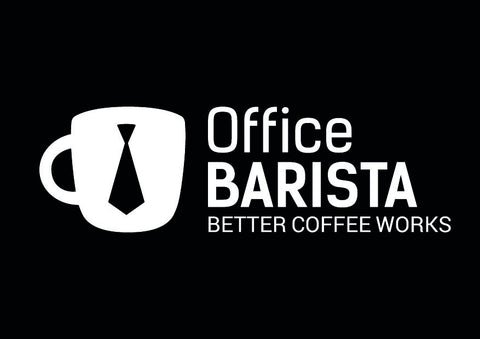 Office Barista Office Coffee Machines Logo