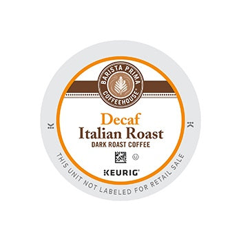 Keurig Coffee Machine Italian Roast Decaf Ireland