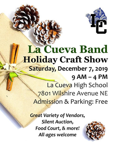 La Cueva Holiday Craft Show