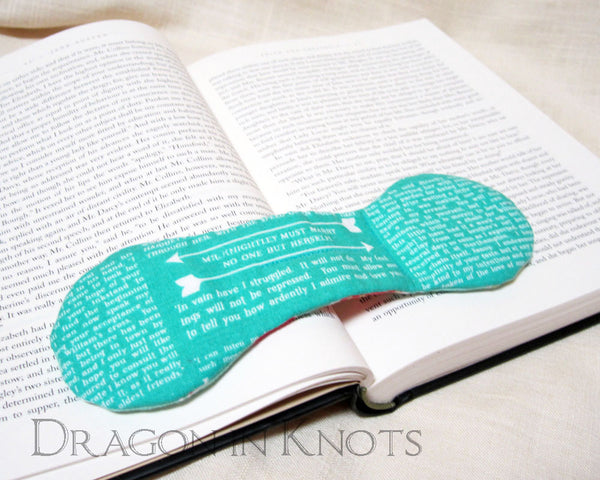 Pride and Prejudice Book Weight -  - Book Weights - Dragon in  Knots - 2