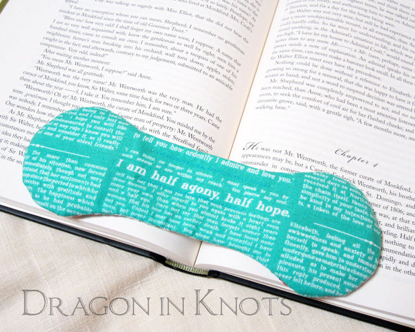 Persuasion Book Weight -  - Book Weights - Dragon in  Knots - 5