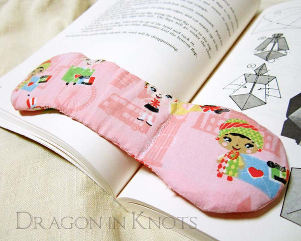 Penpal Book Weight - Dragon in Knots - Book Weights