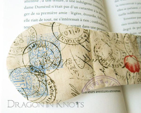 Snail Mail Book Weight -  - Book Weights - Dragon in  Knots - 2