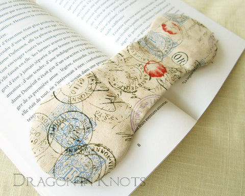 Snail Mail Book Weight -  - Book Weights - Dragon in  Knots - 1