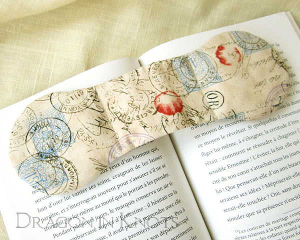 Snail Mail Book Weight -  - Book Weights - Dragon in  Knots - 4