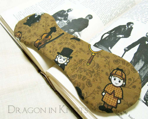 Sherlock Holmes Book Weight -  - Book Weights - Dragon in  Knots - 2