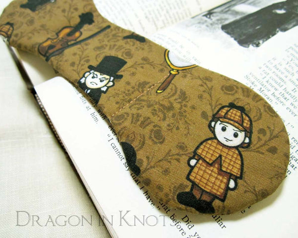 Sherlock Holmes Book Weight -  - Book Weights - Dragon in  Knots - 1