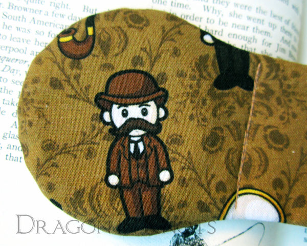 Sherlock Holmes Book Weight - Watson - Book Weights - Dragon in  Knots - 10