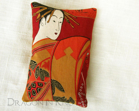 Japanese Woman Pocket Tissue Holder -  - Tissue Holders - Dragon in  Knots - 1