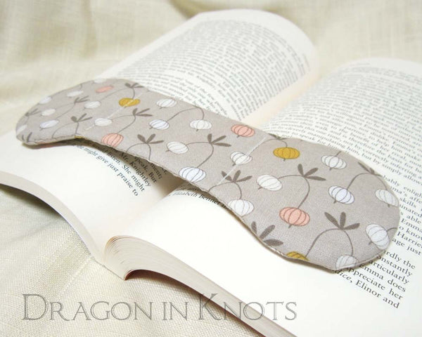 Windblown Book Weight - Dragon in Knots handmade accessory