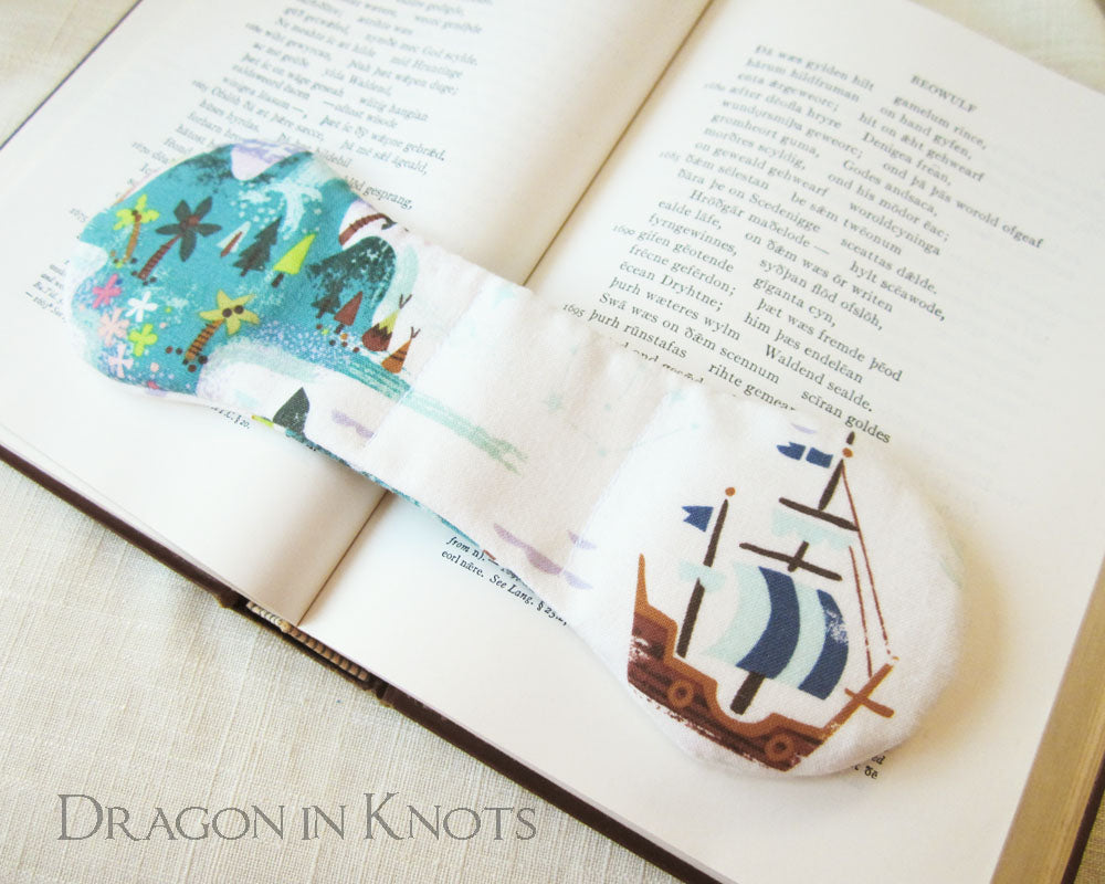 Adventure Book Weight Page Holder - Dragon in Knots - Book Weights