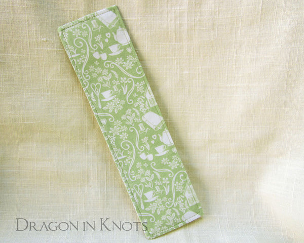 Anne of Green Gables Bookmark - Dragon in Knots handmade accessory
