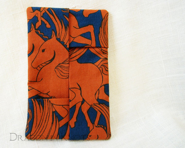 Pegasus Travel Tissue Holder - Mythological Animals