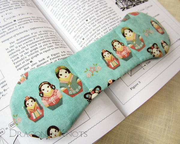 Korean Matryoshka Book Weight -  - Book Weights - Dragon in  Knots - 2