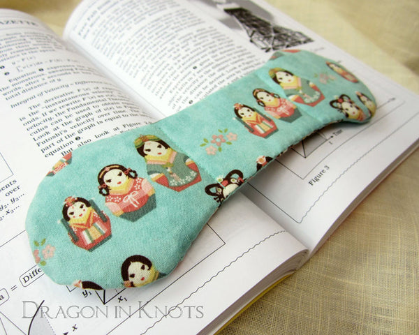 Korean Matryoshka Book Weight -  - Book Weights - Dragon in  Knots - 3