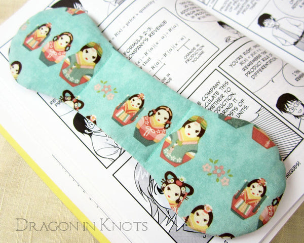 Korean Matryoshka Book Weight -  - Book Weights - Dragon in  Knots - 4
