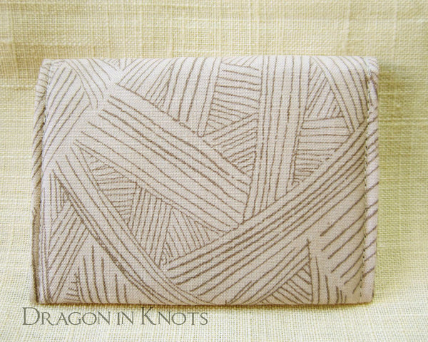 Pages and Pages - Card Wallet - Dragon in Knots - Card Wallets