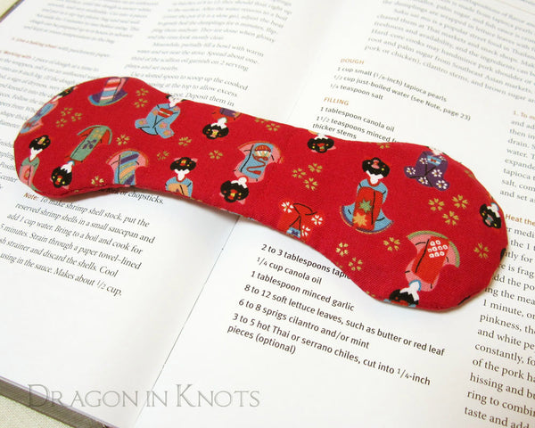 Maiko Book Weight - Dragon in Knots handmade accessory