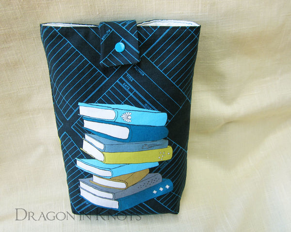 The To-Be Read Pile - Book Sleeve - Dragon in Knots - Book Sleeves