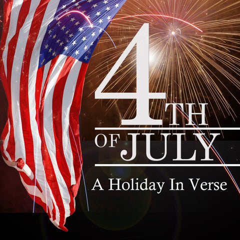 July 4th, A Holiday In Verse (Audiobook) - Deadtree Publishing - Audiobook - Biography