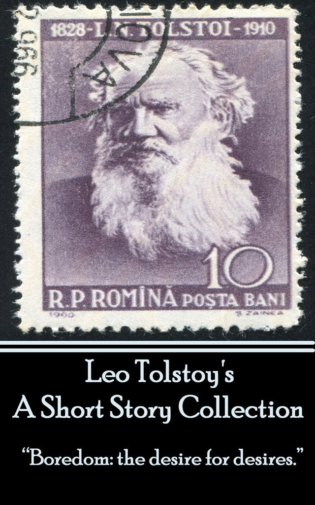 Leo Tolstoy - A Short Story Collection (Ebook) - Deadtree Publishing