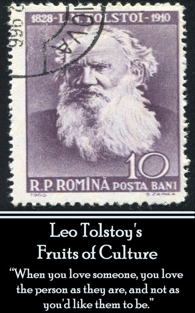 Leo Tolstoy - Fruits of Culture, A Comedy in Four Acts (Ebook) - Deadtree Publishing - Ebook - Biography