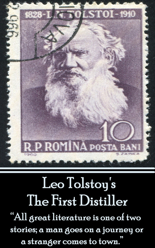 Leo Tolstoy - The First Distiller, A Comedy (Ebook) - Deadtree Publishing - Ebook - Biography