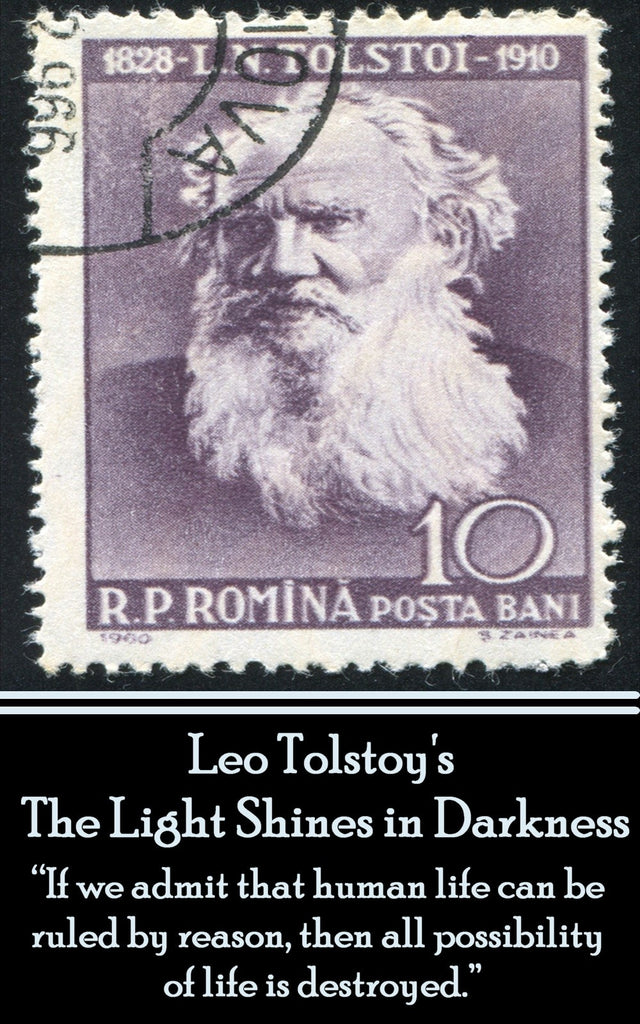 Leo Tolstoy - The Light Shines in Darkness (Ebook) - Deadtree Publishing - Ebook - Biography