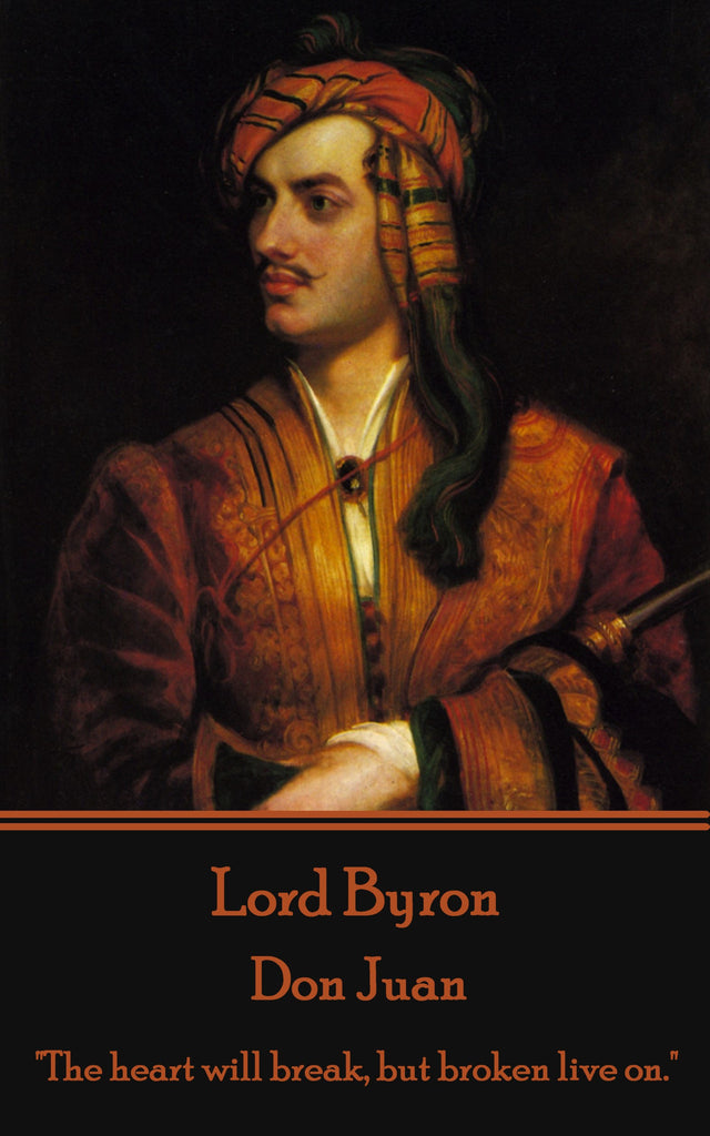 Lord Byron - Don Juan (Ebook) - Deadtree Publishing