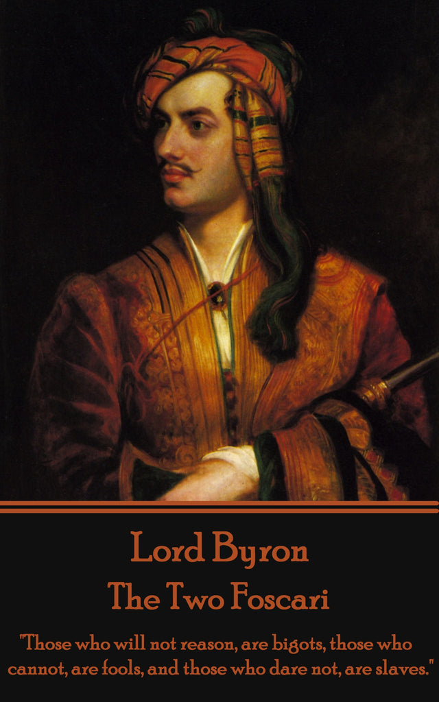 Lord Byron - The Two Foscari (Ebook) - Deadtree Publishing