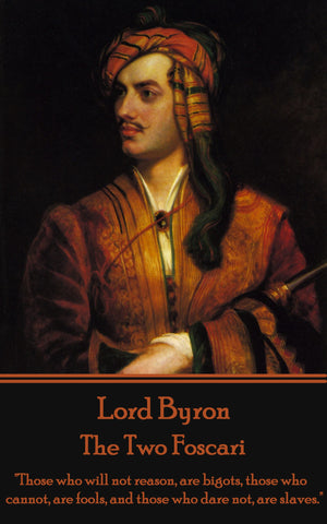 Lord Byron - The Two Foscari (Ebook) - Deadtree Publishing - Ebook - Biography