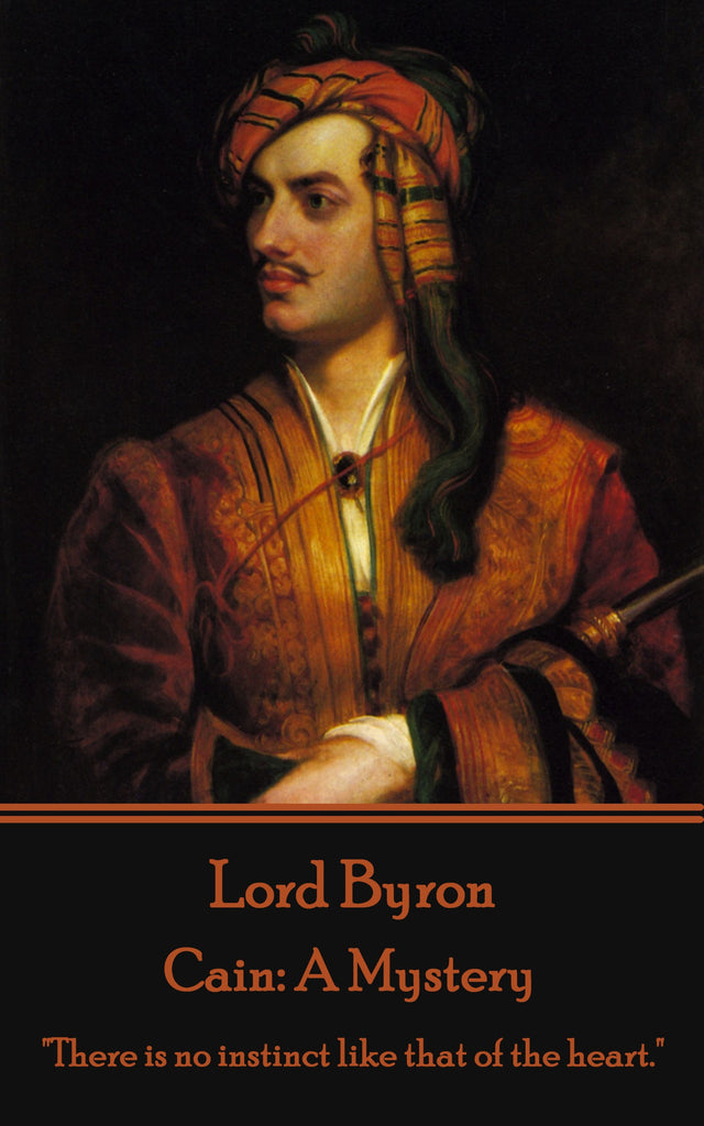 Lord Byron - Cain: A Mystery (Ebook) - Deadtree Publishing - Ebook - Biography