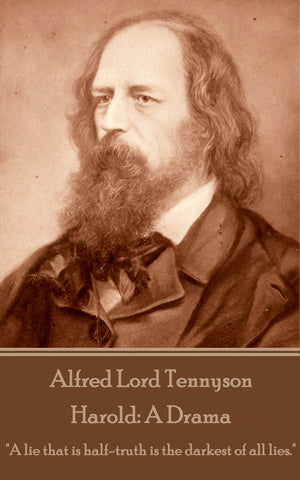 Alfred Lord Tennyson - Harold: A Drama (Ebook)