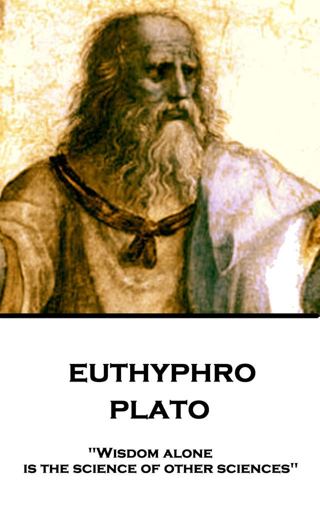 Plato - Euthyphro (Ebook) - Deadtree Publishing - Ebook - Biography