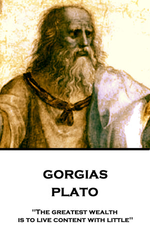Plato - Gorgias (Ebook) - Deadtree Publishing - Ebook - Biography